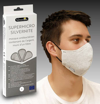 Fmask Silvernite® Supermicro Hommes